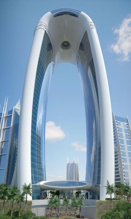 未来建筑 制作