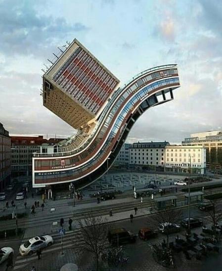 未来建筑 设计图