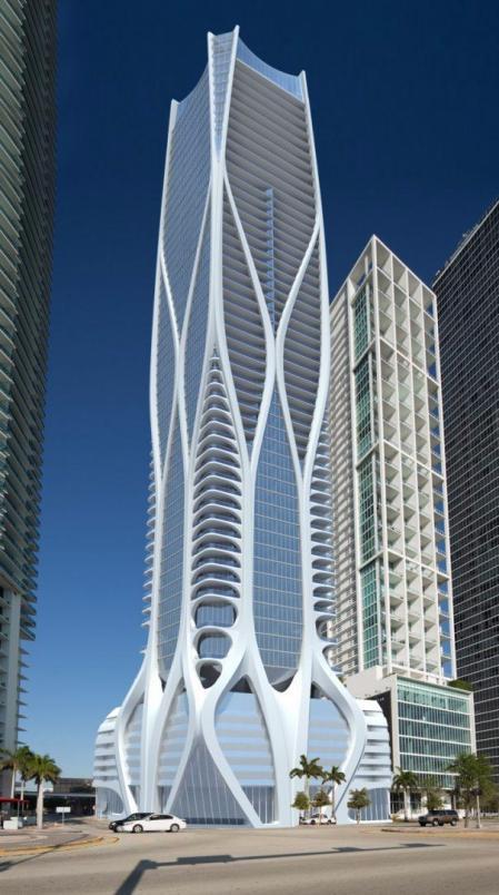 未来建筑 设计灵感图