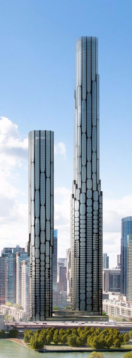 未来建筑 好图设计