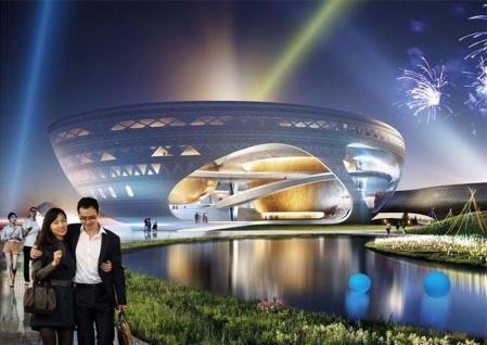 未来建筑 好图 设计