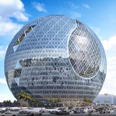未来建筑 高清图 设计
