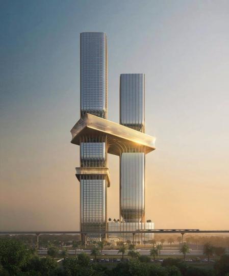 未来建筑 图片稿