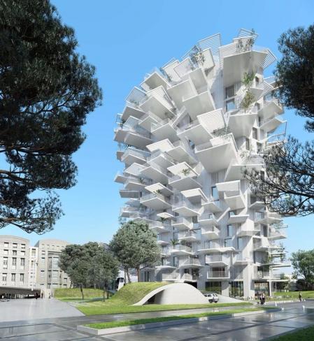 未来建筑 设计免费