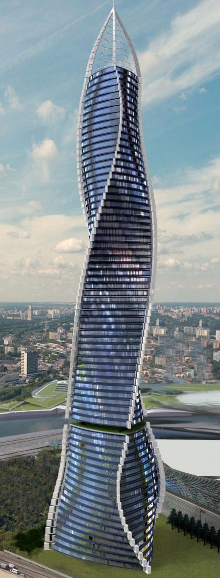 创意未来建筑设计图纸