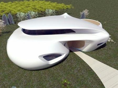 创意未来建筑好图设计