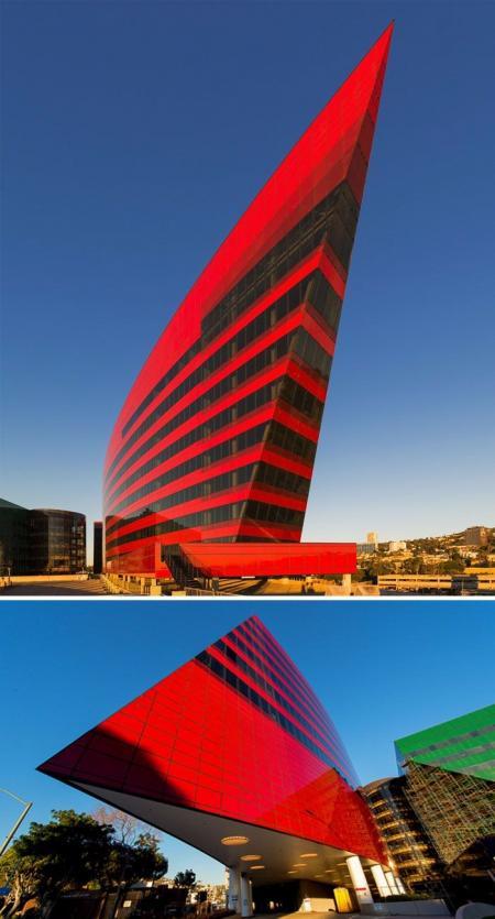 创意未来建筑案例设计