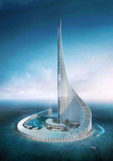 创意未来建筑大全 设计
