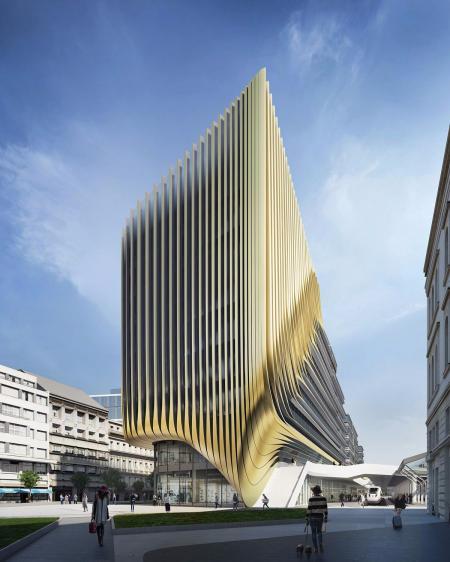 特色未来建筑设计