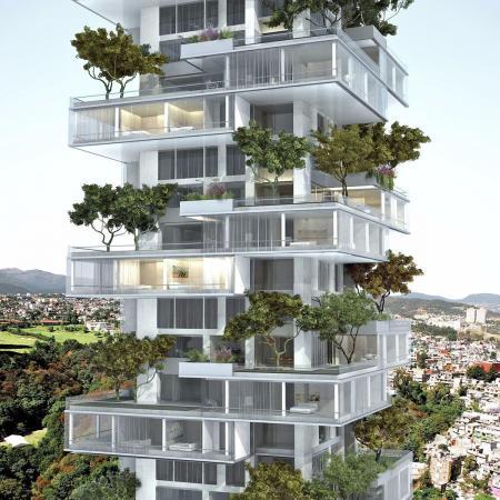 特色未来建筑好图