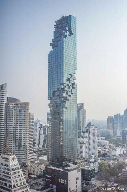 特色未来建筑制作设计