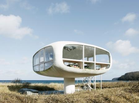特色未来建筑好图 设计