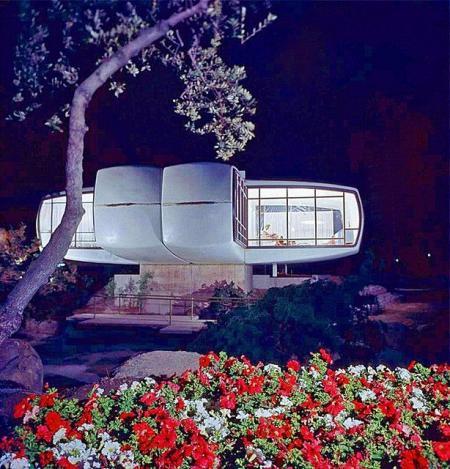特色未来建筑制作 设计