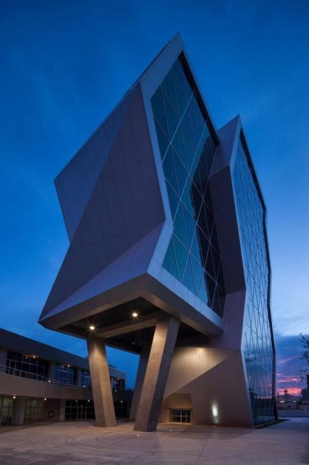 特色未来建筑怎么设计