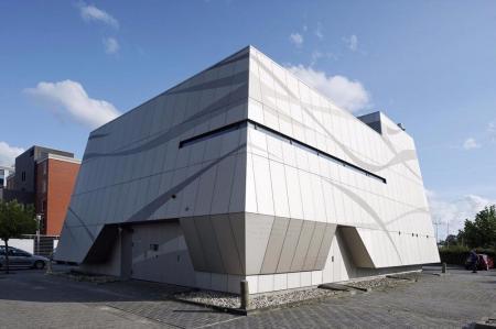 特色未来建筑效果图 设计