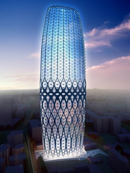 高端未来建筑高清图
