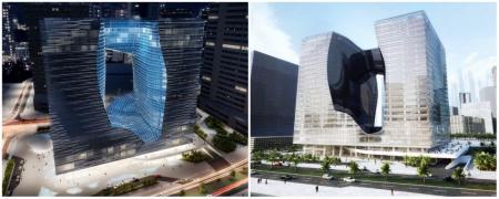 高端未来建筑设计图纸