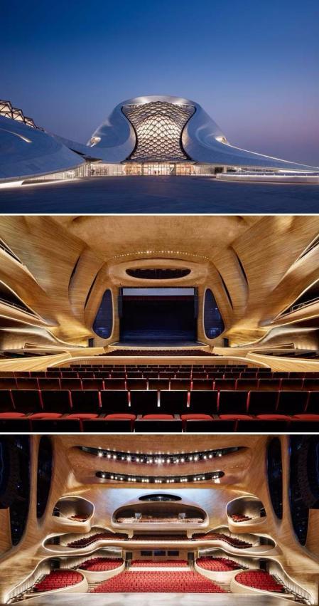 高端未来建筑设计高清图