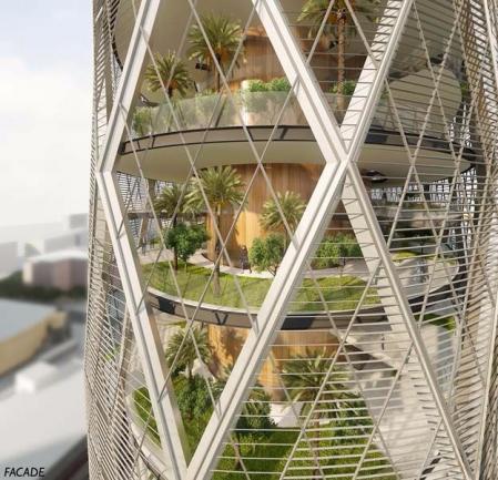 高端未来建筑设计灵感图