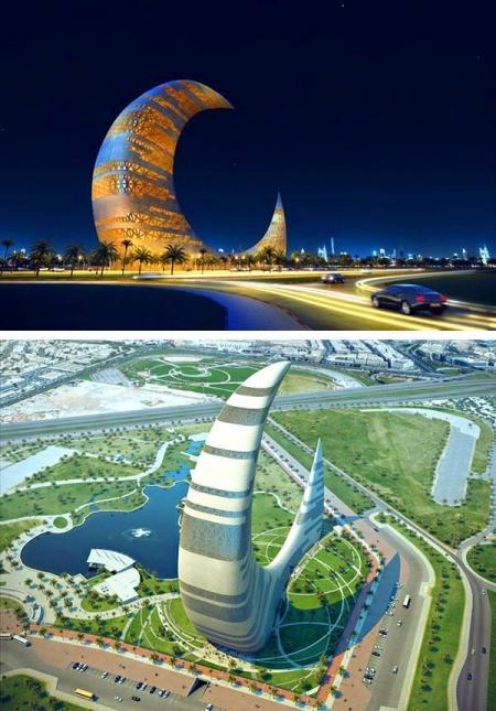 高端未来建筑图片设计