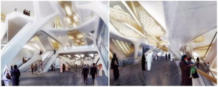 高端未来建筑设计图设计