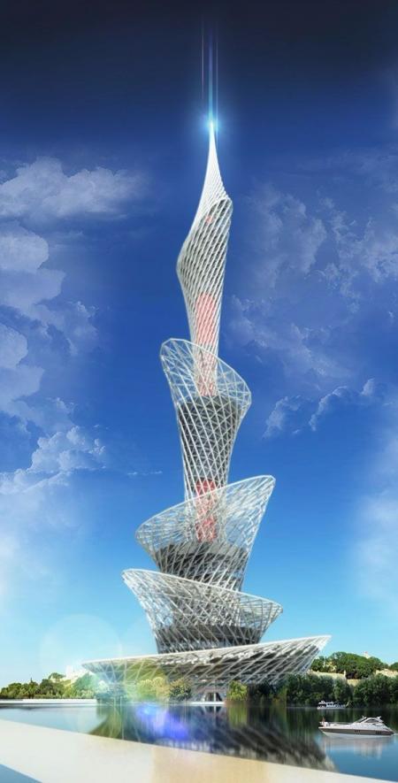 高端未来建筑案例设计