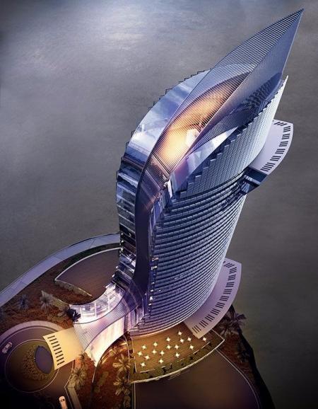 高端未来建筑作品集 设计