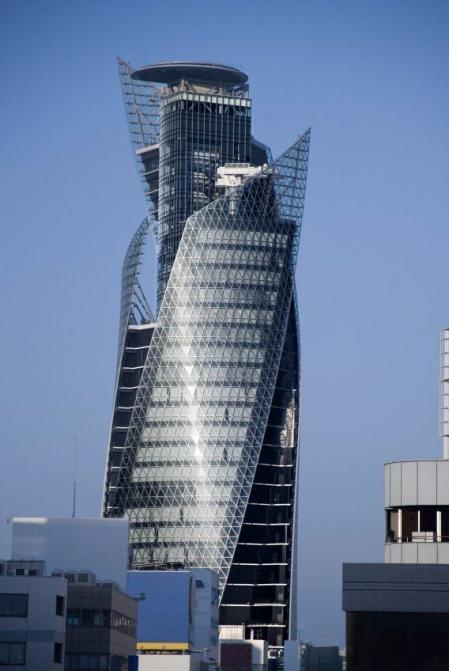 高端未来建筑作品集