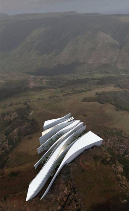 经典未来建筑设计