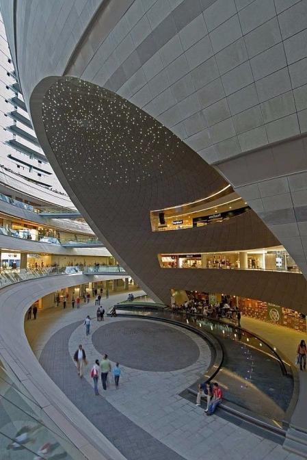 经典未来建筑高清图