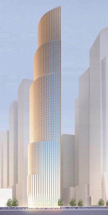 经典未来建筑图设计