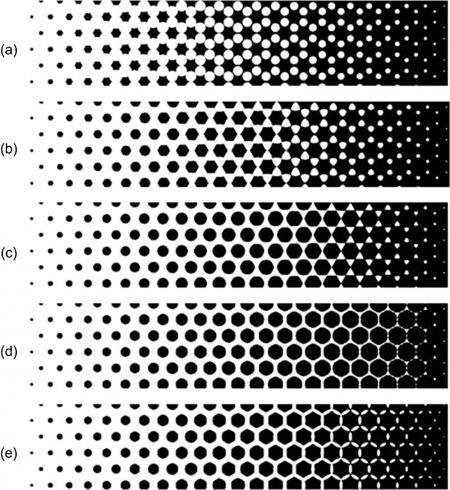 黑白纹理素材设计