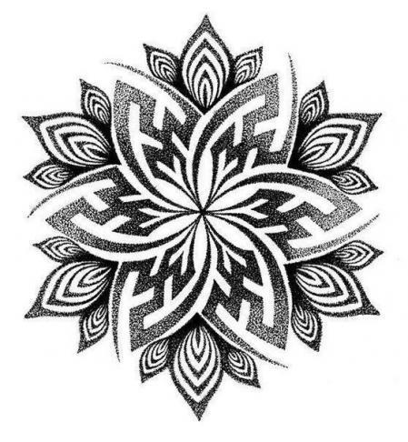 黑白纹理设计图 设计