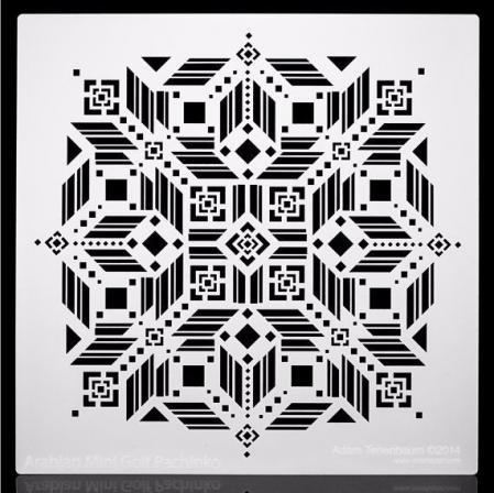 黑白纹理免费设计