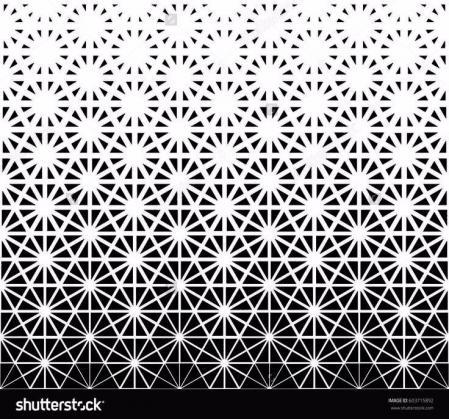创意黑白纹理设计