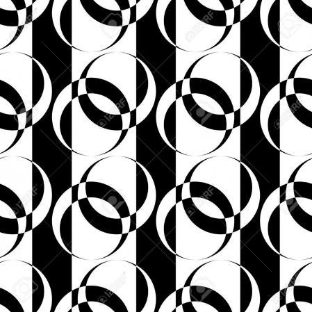 创意黑白纹理图