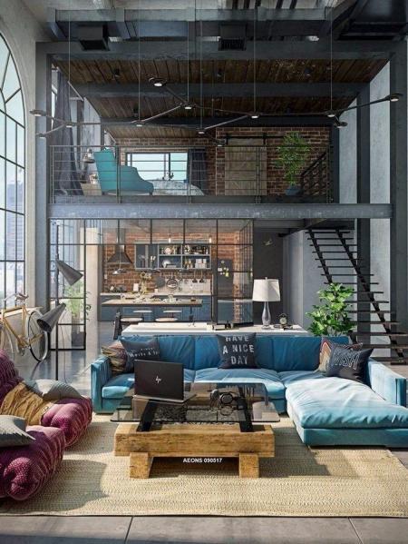 loft设计案例