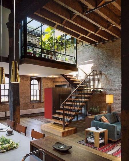 loft图纸设计