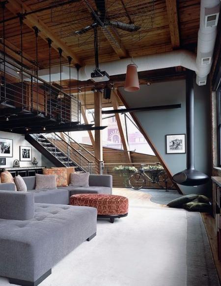 loft作品集设计