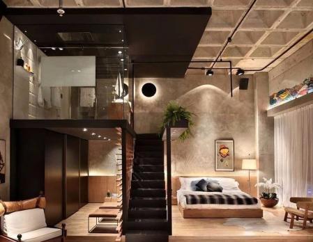 loft图纸 设计