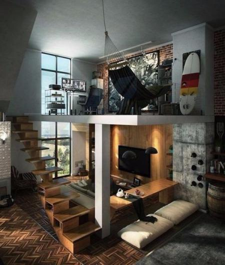 loft案例 设计
