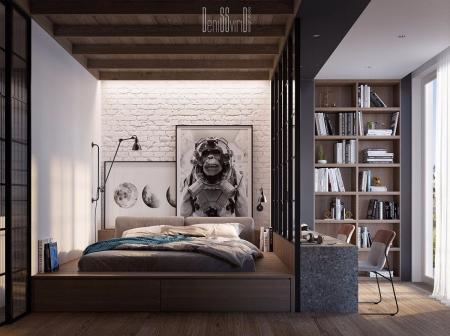 loft简单设计