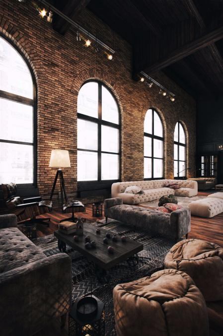 特色loft