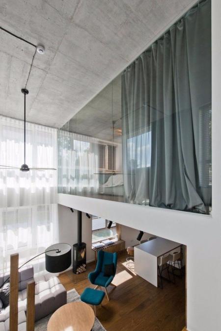 参考设计 loft