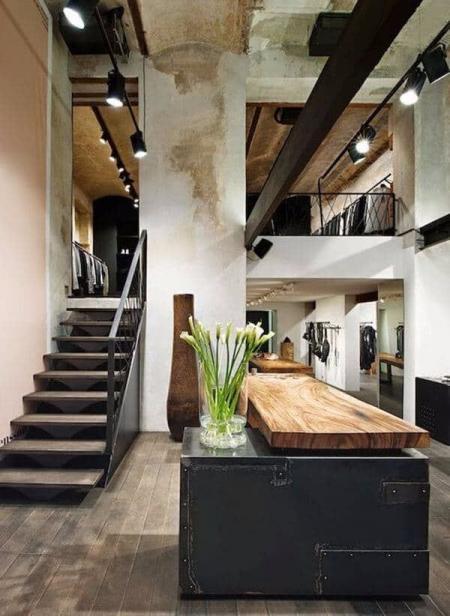 素材设计 loft