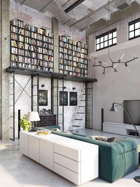 效果国设计 loft