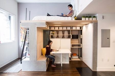 搞图设计 loft