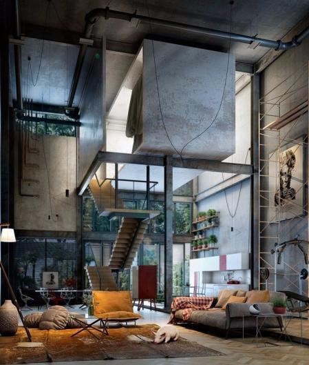 loft 设计