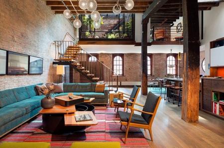loft 设计参考