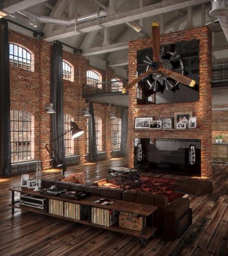 loft 设计图库